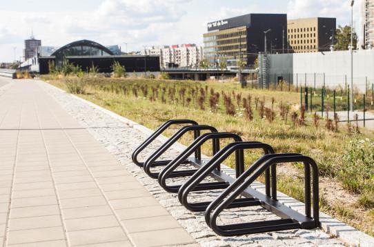 Aparcament per bicicletes Apu