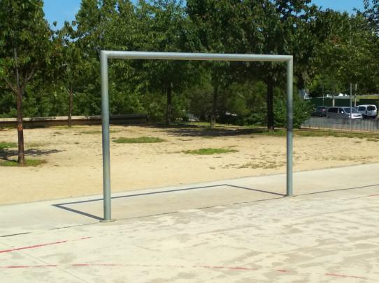But vandale de handball