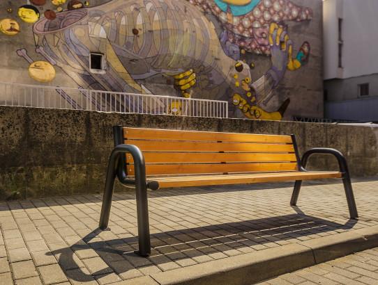 Nirvana bench