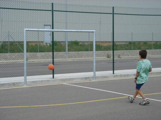 Vandal Handball Goal
